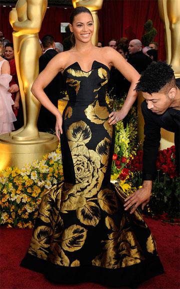 Oscary 2009: Beyoncé Knowles