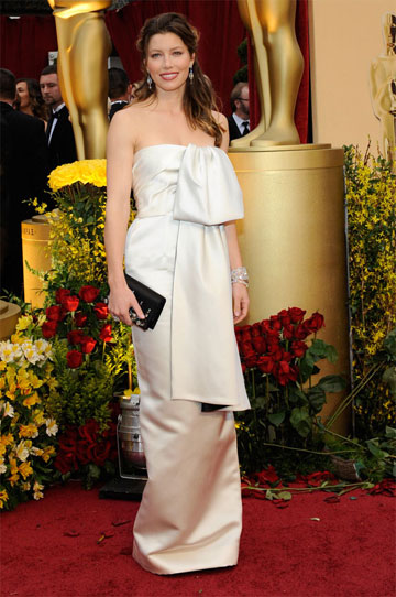 Oscary 2009: Jessica Biel