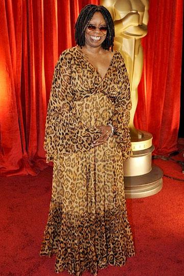 Oscary 2009: Whoopi Goldberg