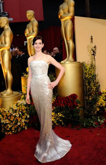 Oscary 2009: Anne Hathaway