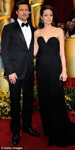 Oscars 2009: Angelina Jolie