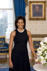 Oficjalny portret Michelle Obamy