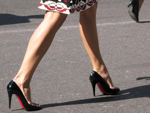Trza być w butach na Paradzie.
