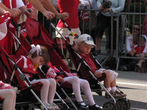 Młoda Polonia wyczerpana atrakcjami nie dotrwała do końca